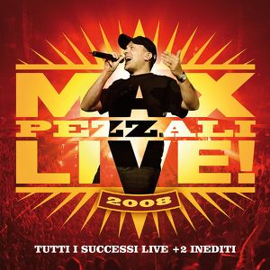 Max Live 2008 Albumcover