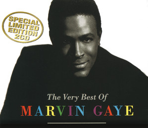 The Very Best Of Marvin Gaye Albumcover