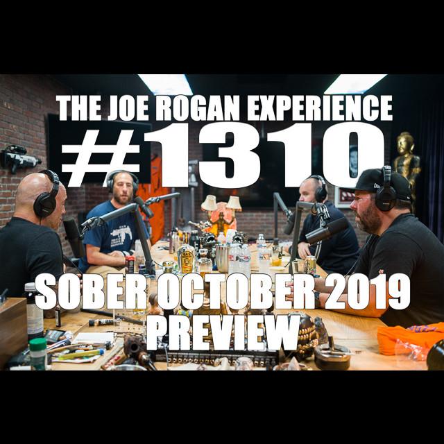 #1310 - Sober October 2019 Preview