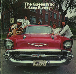 The Guess Who Life in the Bloodstream cover