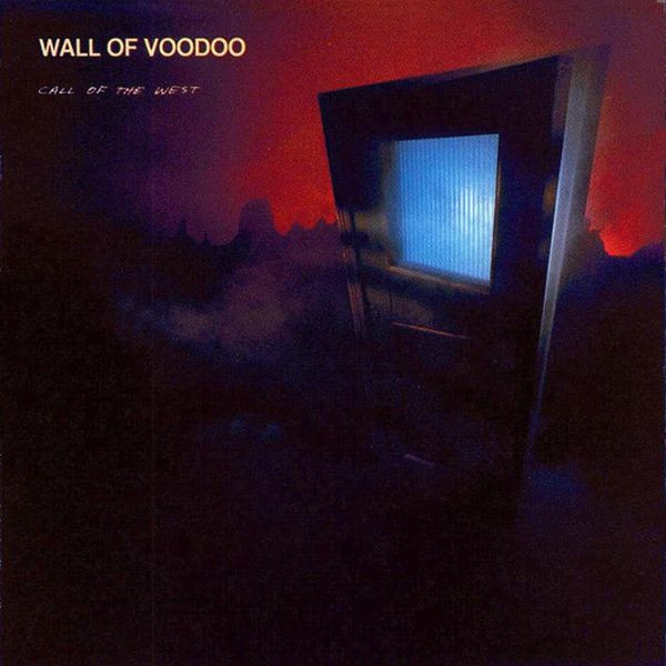 Wall of Voodoo Factory album cover