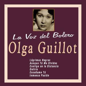 La Voz del Bolero: Olga Guillot album