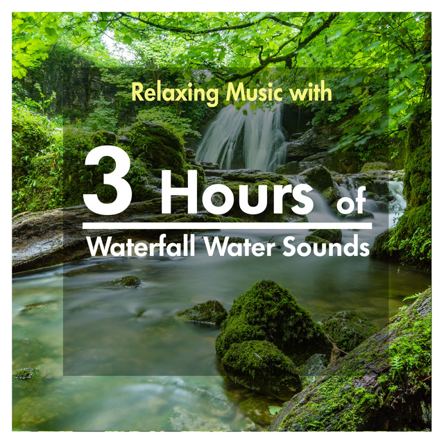 Nordic Relax - Waterfall Background
