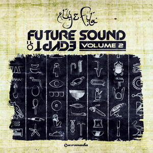 Future Sound Of Egypt, Vol.  2 (Mixed Version) Albumcover