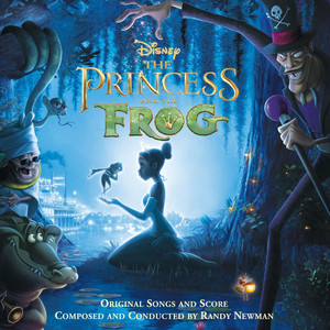 The Princess And The Frog album