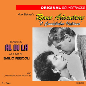 OST 'O Candelabro Italiano' (Rome Adventure) album