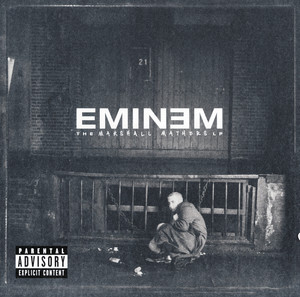 The Marshall Mathers LP Albumcover