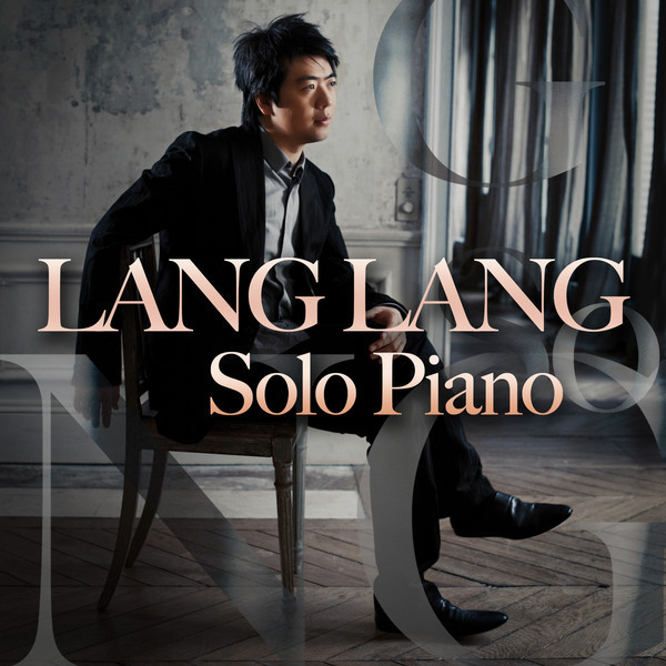 Album cover for Solo Piano by Lang Lang