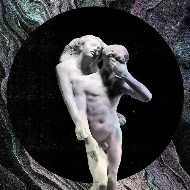 Skivomslag för Arcade Fire: Reflektor