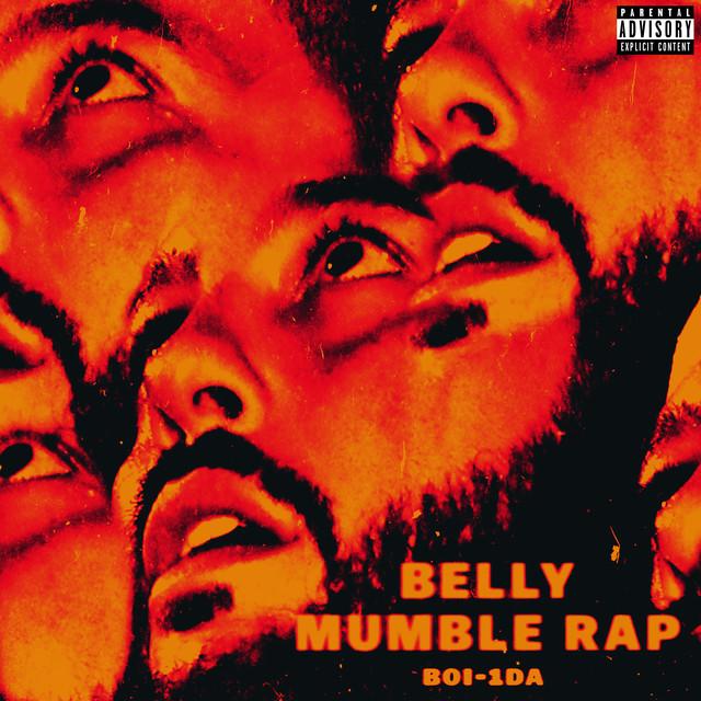 Belly Mumble Rap album cover