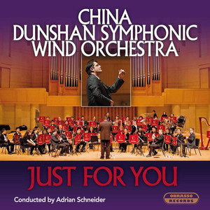 Harry Warren, Wim van Maart, China Dunshan Symphonic Wind Orchestra, Adrian Schneider I Only Have Eyes for You cover