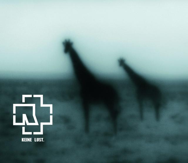 Rammstein Keine Lust album cover