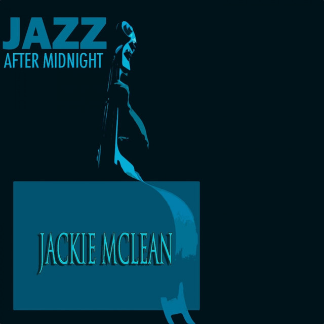 Jackie McLean Jazz After Midnight album cover