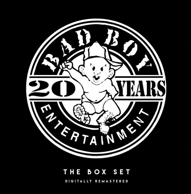 Album cover for Bad Boy 20th Anniversary Box Set Edition by Various Artists