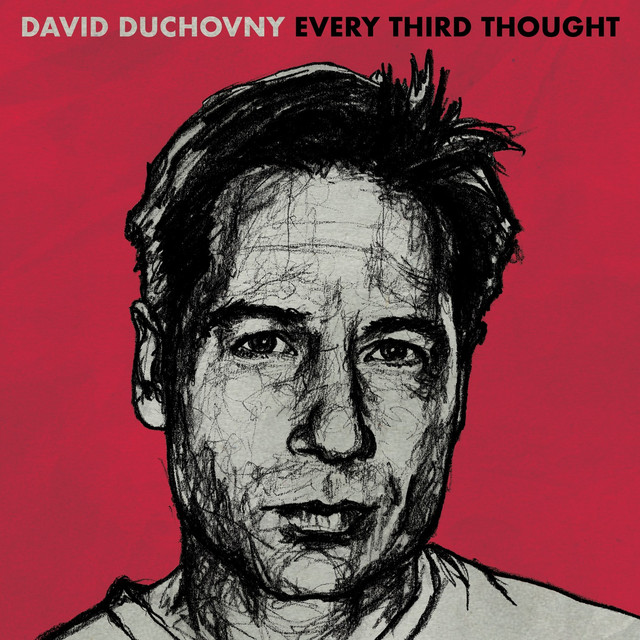 Album cover for Every Third Thought by David Duchovny