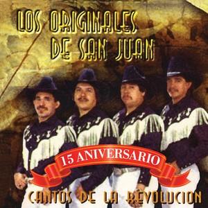Cantos De La Revolucion - 15 Aniversario Albumcover