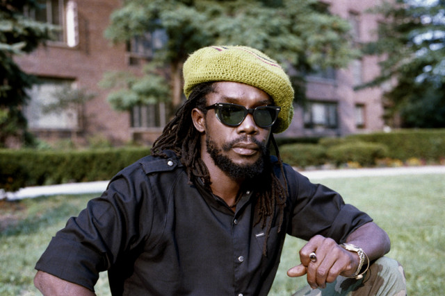Peter Tosh, The Wailers Arise Black Man cover
