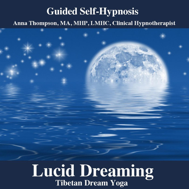 Lucid Dreaming Hypnosis, Tibetan Dream Yoga With Theta