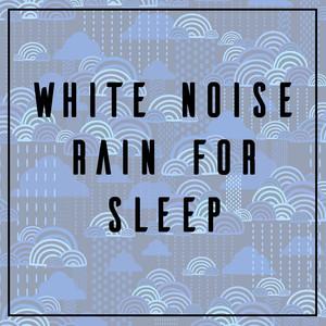 White Noise Rain for Sleep Albumcover