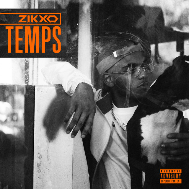 Album cover for Temps by Zikxo