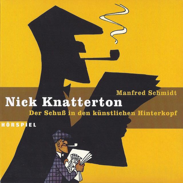 Nick Knatterton Cover
