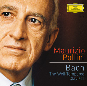 Bach, J.S.: The well-tempered Clavier Albumcover