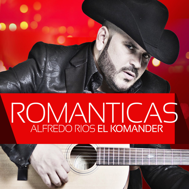 Album cover for Romanticas by El Komander