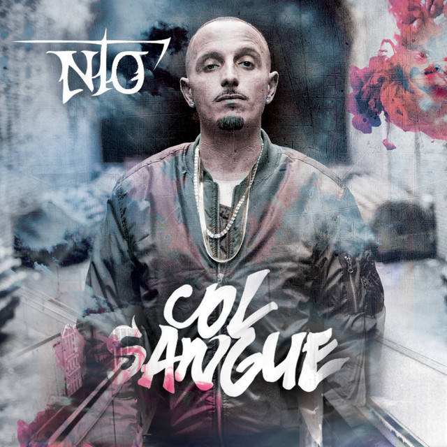 Album cover for Col Sangue by Nto