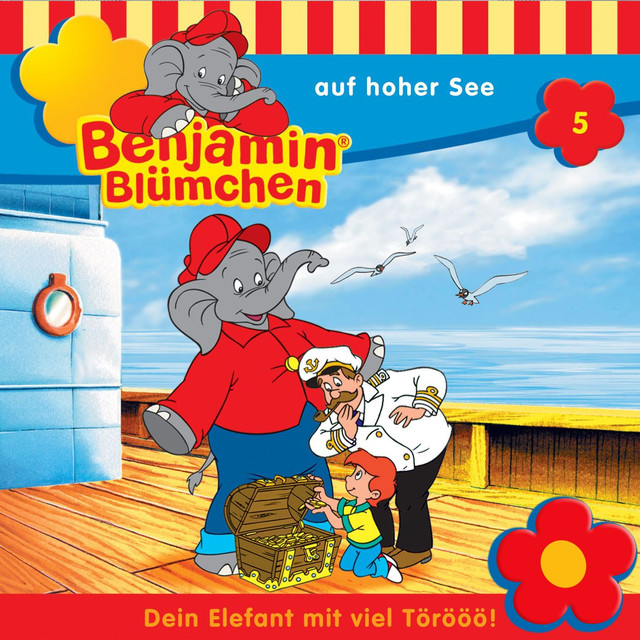 Folge 5: auf hoher See Cover