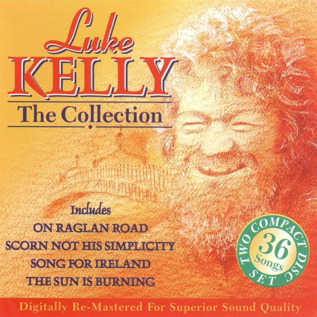Luke Kelly The Collection album cover