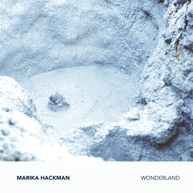 Album cover for Wonderland by Marika Hackman