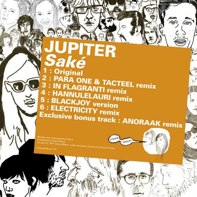 Kitsuné: Saké (Bonus Track Version)