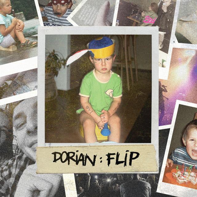 Album cover for Flip by Dorian