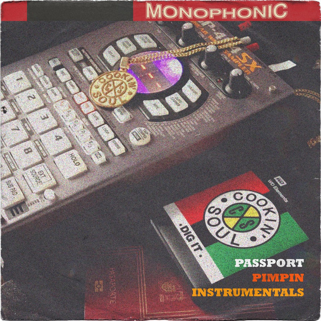 Passport Pimpin' (Instrumental)