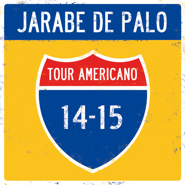 Tour Americano 14/15 Albumcover
