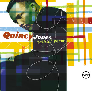 Talkin' Verve: Quincy Jones Albumcover