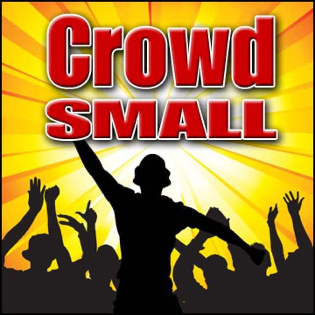Crowd, Whisper - Small Crowd: Talking in Hushed Whispers