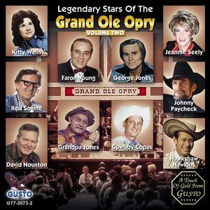 Legendary Stars Of The Grand Ole Opry Vol. 2