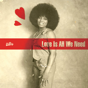 Love Is All We Need Albumcover