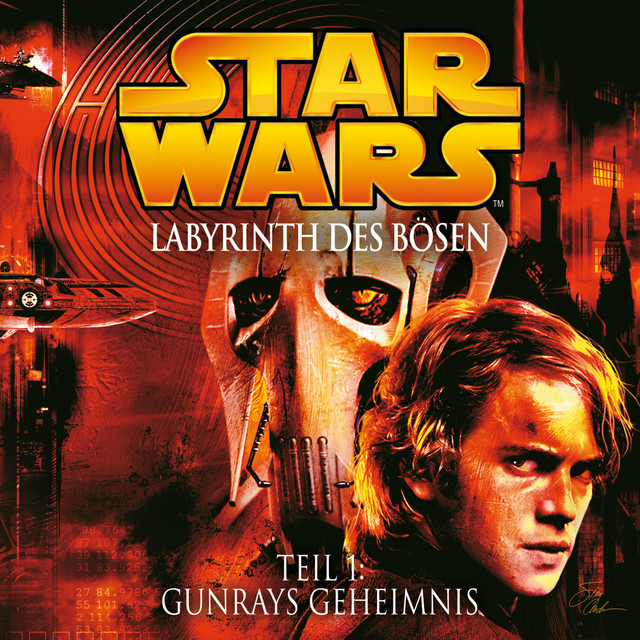 Labyrinth des Bösen - Teil 1: Gunrays Geheimnis Cover