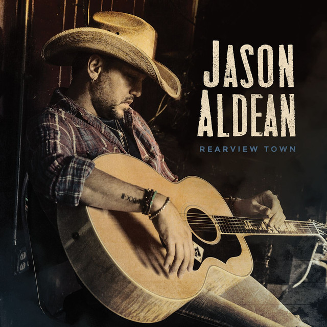 Jason Aldean Rearview Town album cover