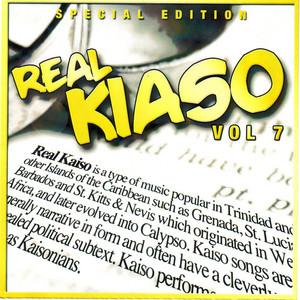 Real Kaiso Vol. 7 album