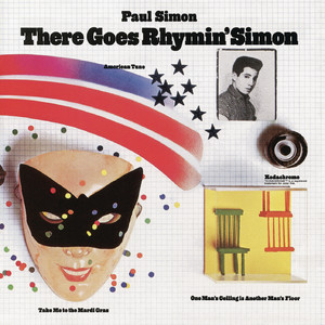 There Goes Rhymin' Simon Albumcover