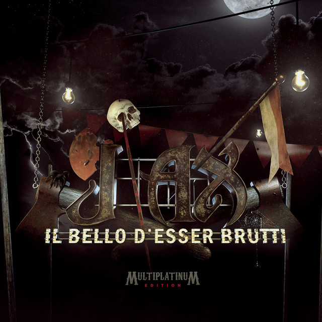 Album cover for Il bello d'esser brutti Multiplatinum Edition by J-AX