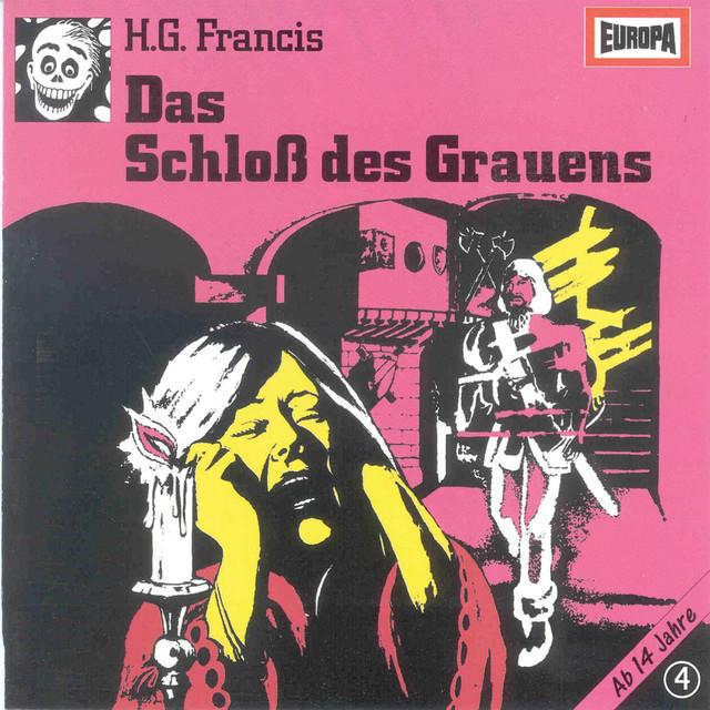 004 - Das Schloß des Grauens Cover