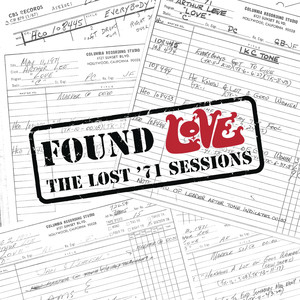 Found Love: The Lost '71 Sessions album