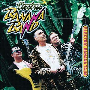 Electric Banana Tajm Albumcover