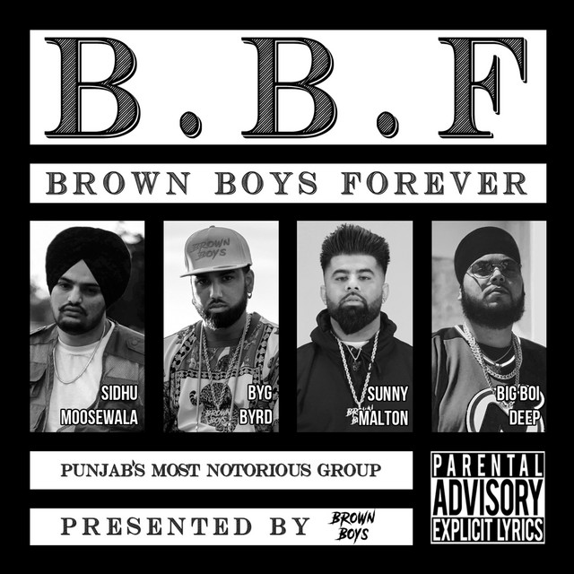 Brown Boys Forever