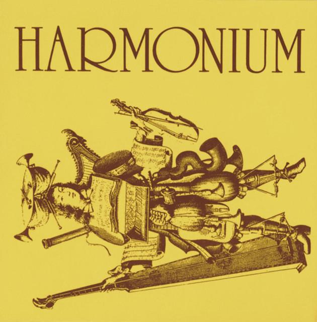 Harmonium Harmonium album cover