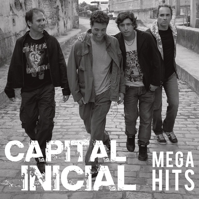 Capital Inicial Mega Hits - Capital Inicial album cover